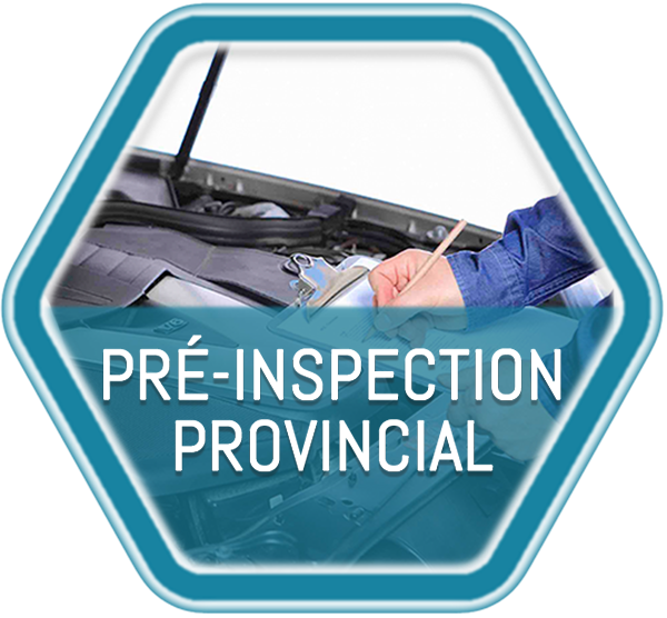 Provincial Inspections